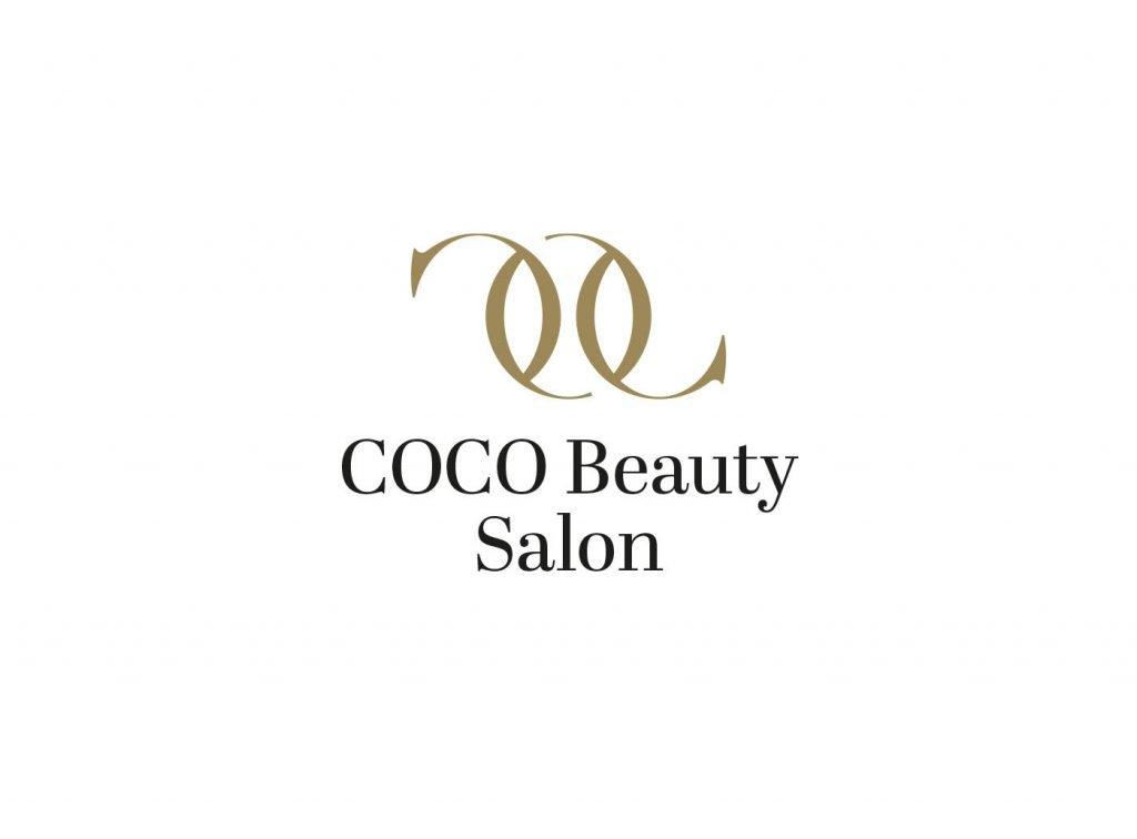 COCO beauty Salon Logo Desing